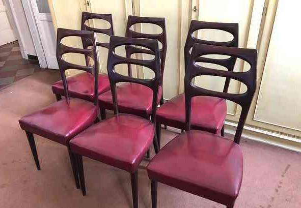 Paolo Buffa Vintage Stuhlen