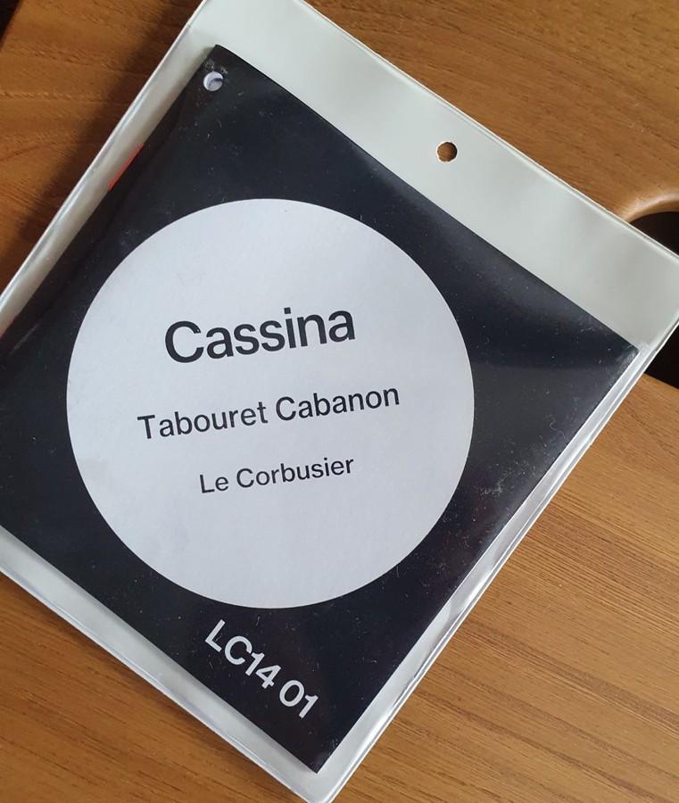 Cassina Cabanon Hocker