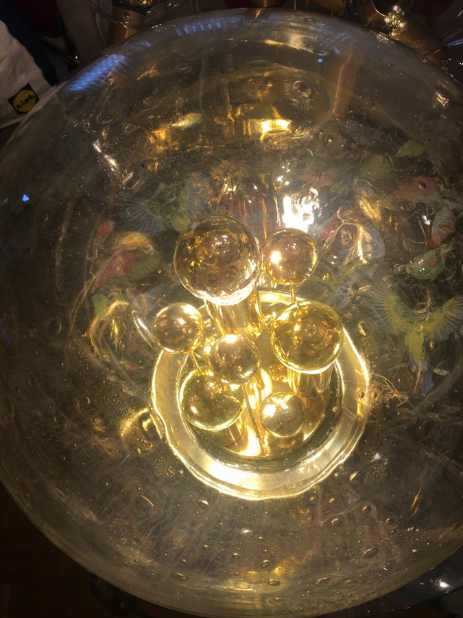 Doria Vintage Lampe