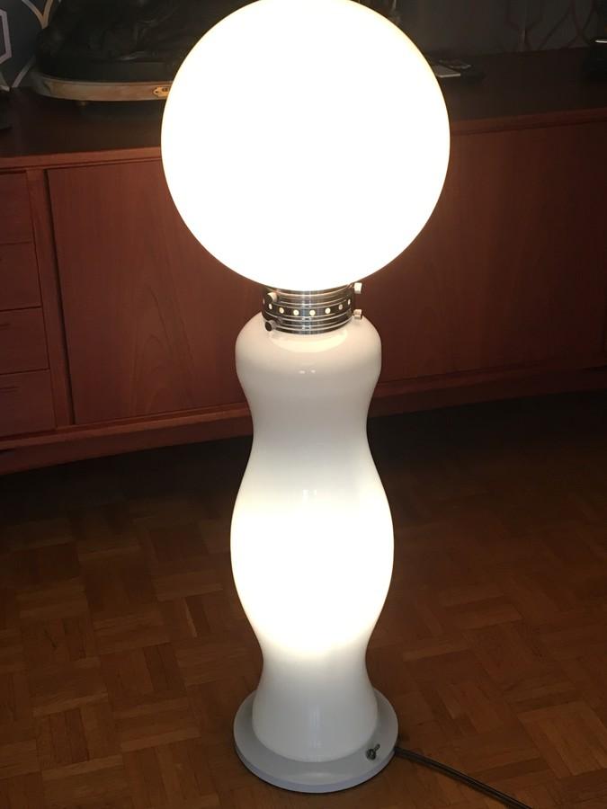 Mazzega Boden Lampe
