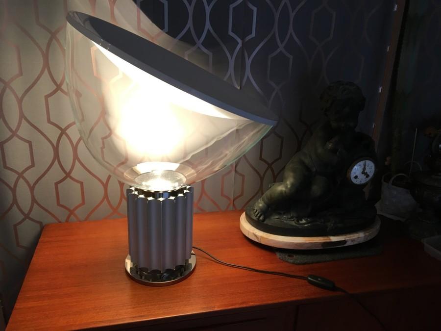 Flos Taccia Lampe