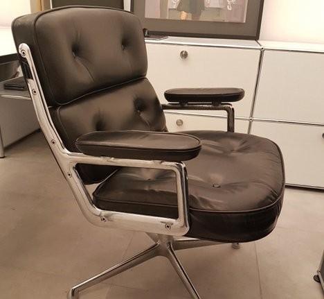 Time Life Lobby Chair Herman Miller