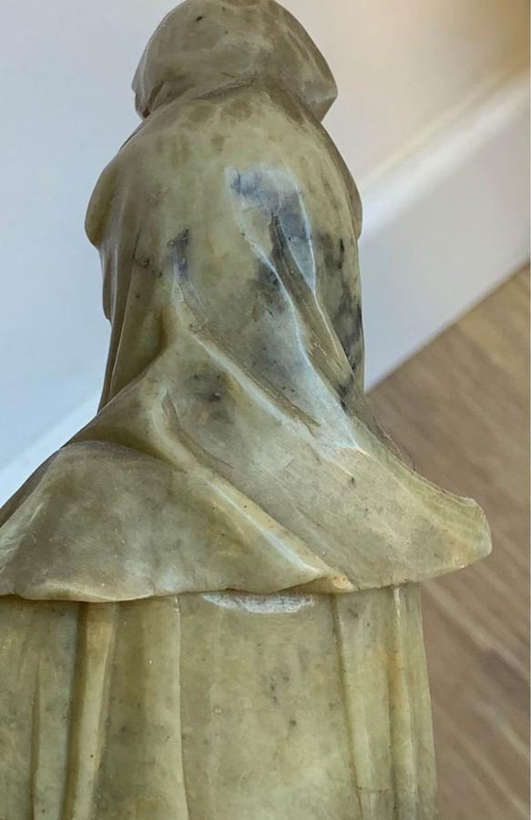 Vintage Statue Jade