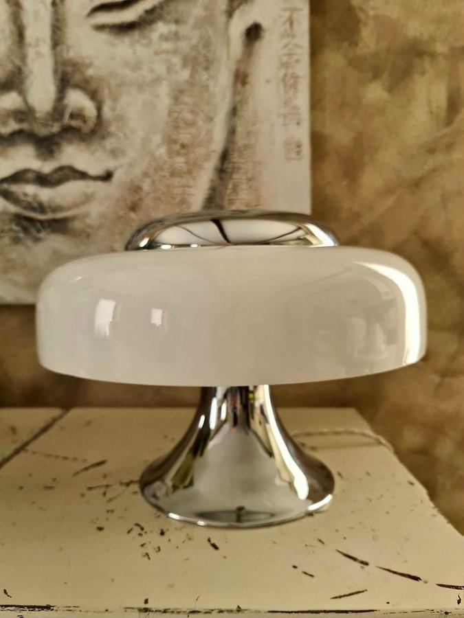Tischlampe Targetti 70er