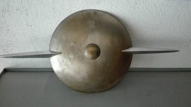 Art Deco' Lampe