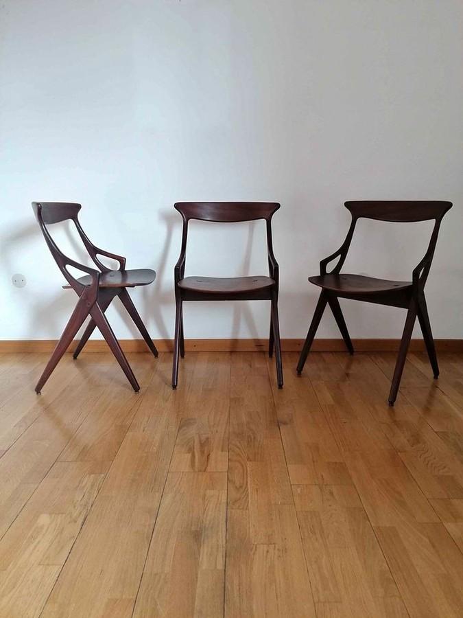 Vintage Dänisch Stuhlen