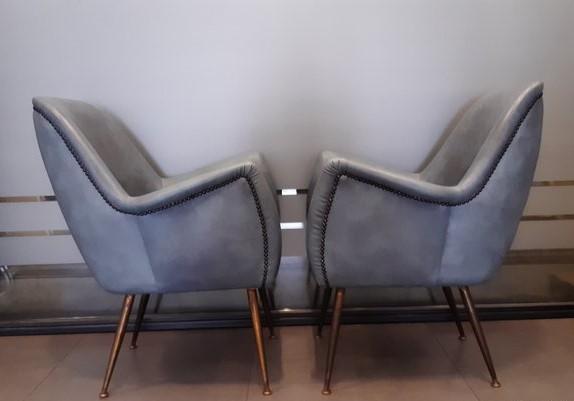 Modern Antiquitäten Sessel