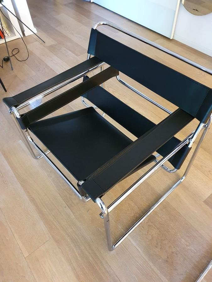 KnollStudio Wassily Design Sessel