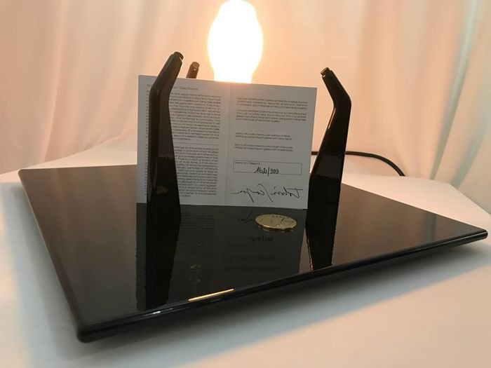 Design Tischlampe Leucos