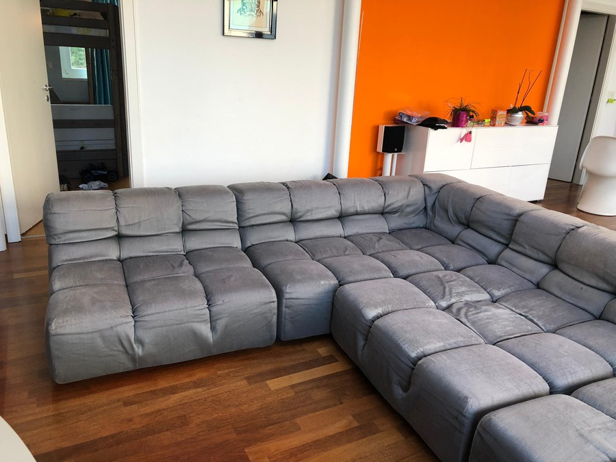 B&B Tufty Sofa Canapè