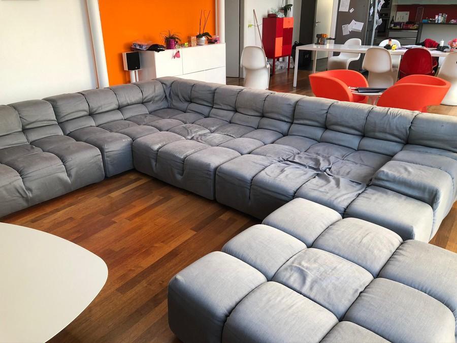 B&B Tufty Sofa